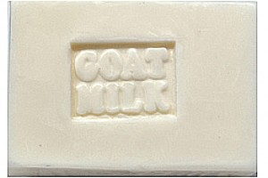 """Goats Milk Soap  This Creamy Goat's Milk soap leaves your skin feeling soft and silky smooth after bathing.  The 4.5 ounce bars come in All Natural Fragrance and Color Free or with aromatic, premium grade, fragrance oils.  Check below for your choice of fragrances.  If you don't see the fragrance you are looking for just drop us an email and we'll do our best to accommodate you. [themify_button style=""""medium white"""" link=""""http://limnos.com/product/goats-milk-soap/"""" ]Order Now[/themify_button]"""