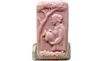 soap-Lady-With-Olive-Oil-Urn